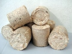 Bond Eco-Fuel Briquettes Sawdust Fuel